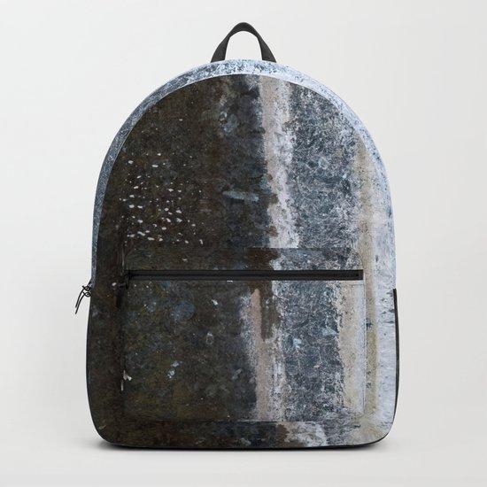 Soapstone texture #1 #decor #art #society6 Backpack