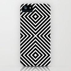 Chevron Diamond ///www.pencilmeinstationery.com Slim Case iPhone (5, 5s)