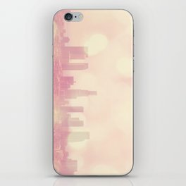 City of Dreamers. Los Angeles skyline photograph iPhone Skin