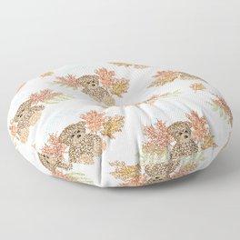 Autumn Bears Floor Pillow