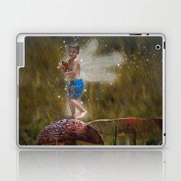 Azzie Rain Fairy Laptop & iPad Skin
