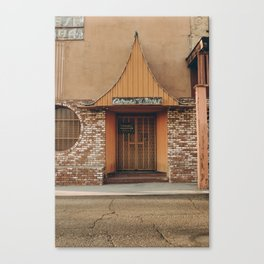 chinese cuisine Canvas Print