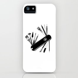 Art Almighty iPhone Case