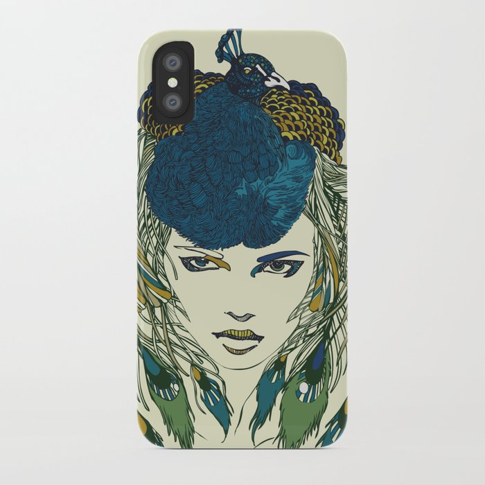 Let it be beautiful iPhone Case