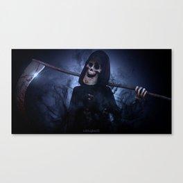 Grim Canvas Print