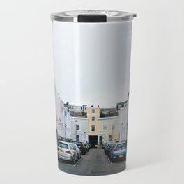 Colors of Notting Hill Travel Mug