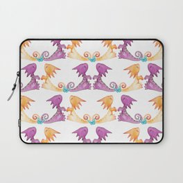 Baby Dragons and Butterflies Laptop Sleeve