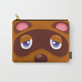 Animal Crossing Tom Nook Carry-All Pouch