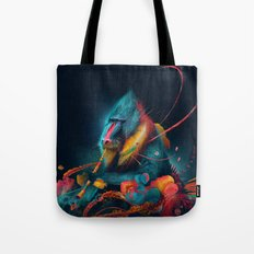 color madril Tote Bag