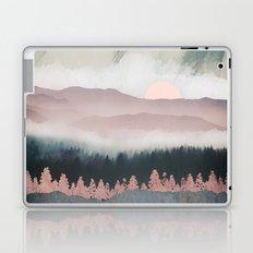Forest Lake Evening Laptop & iPad Skin