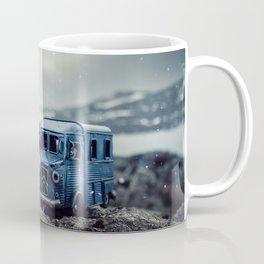 Little cars, Big Planet (Snow) Coffee Mug