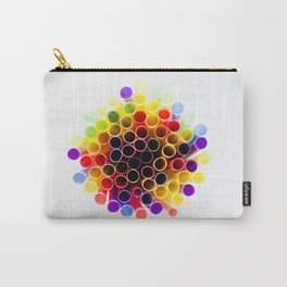 Straws Carry-All Pouch