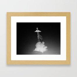 Expect Framed Art Print