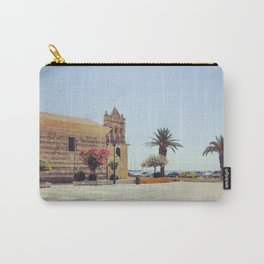 Zakynthos Town Church Carry-All Pouch