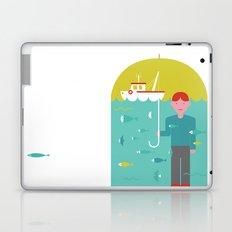 Umbrella print Laptop & iPad Skin