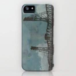 Hawthorne Bridge iPhone Case