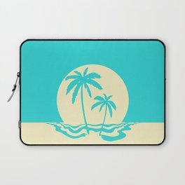 Calm Palm Laptop Sleeve