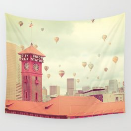 Portland Oregon Wall Tapestry