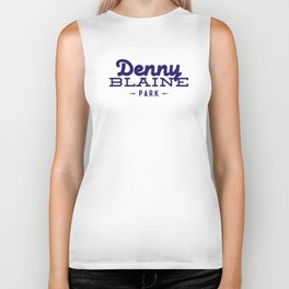 Denny Blaine Park Biker Tank