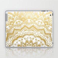 GOLD ORION JEWEL MANDALA Laptop & iPad Skin