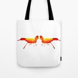 Chicken Dance Tote Bag