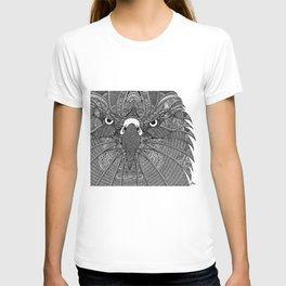 GinaMirandArt-Eagle Totem T-shirt