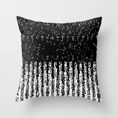 (Re)bar Throw Pillow