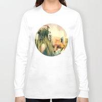 gta v Long Sleeve T-shirts featuring V! by Michael Jeong