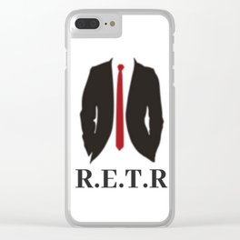 Repair Shop Clear iPhone Case