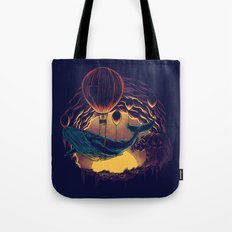 Swift Migration Tote Bag