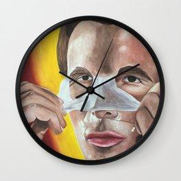 Patrick Bateman Wall Clock
