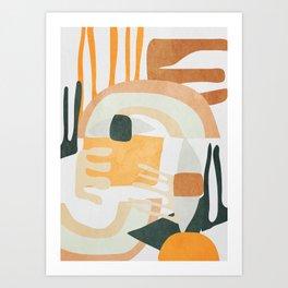 Abstract Art 10 Art Print