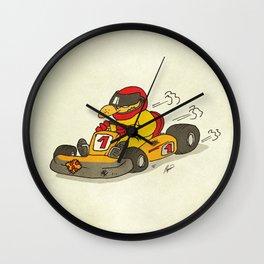 F1 Wall Clock