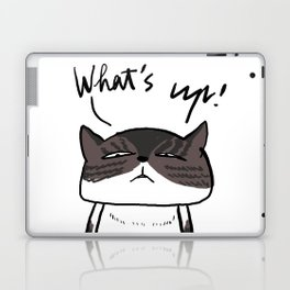 WHAT'S UP Laptop & iPad Skin