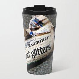 All That Glittered Travel Mug