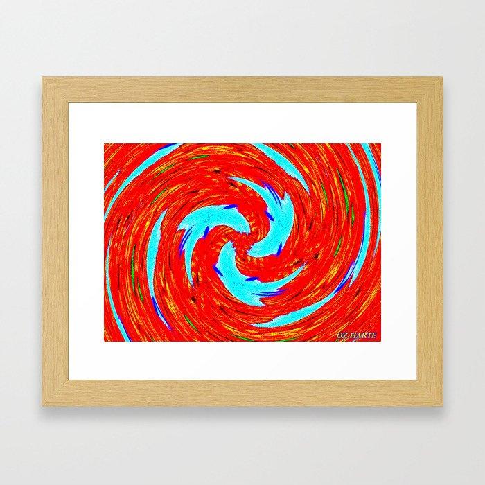 Kakadu Billabong Framed Art Print