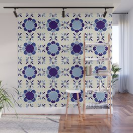 Portuense Tile Wall Mural