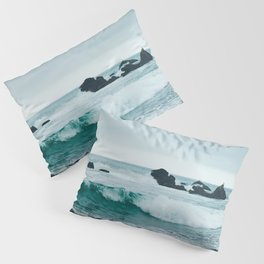 Pacific Ocean Pillow Sham