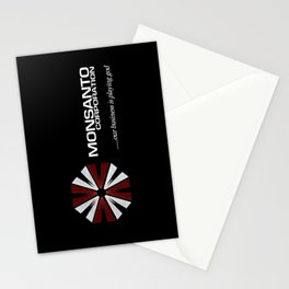 Corporate Evil Stationery Cards