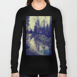In the forrest Long Sleeve T-shirt