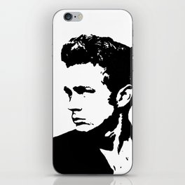 James Dean iPhone Skin