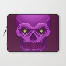 Pxl_Skull Laptop Sleeve