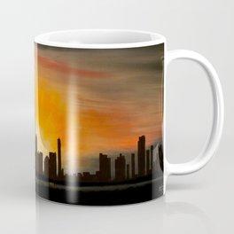Downtown Dubai Coffee Mug
