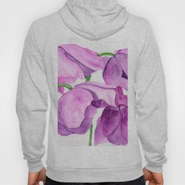 Huddled Against The Winds Hoody
