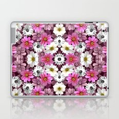 Cosmos and Marigolds Laptop & iPad Skin