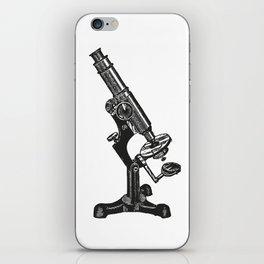 Microscope iPhone Skin