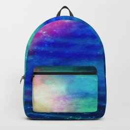 Stars And Waves Backpack