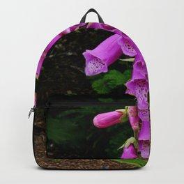 Spanish Bluebells Backpack