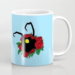 Heartless Rose Crown Coffee Mug