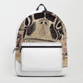 tortue marine Backpack